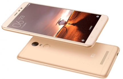 фото Xiaomi Redmi Note 3 в обзоре