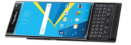 blackberry priv na android