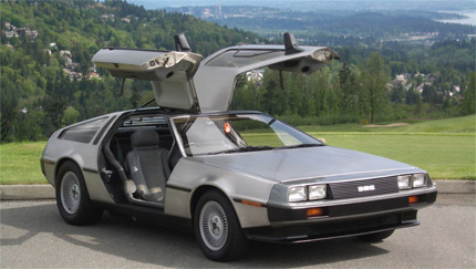 dmc 12 delorean