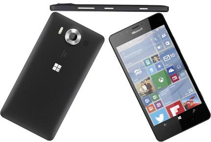 Lumia 950 и Lumia 950XL