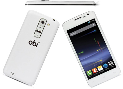 Смартфон Obi World phone