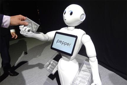 Робот Peper